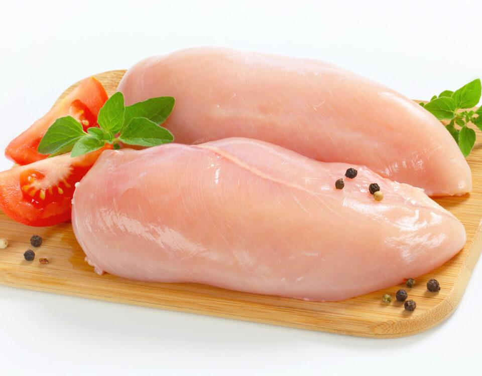 pollo light con olio alla senape