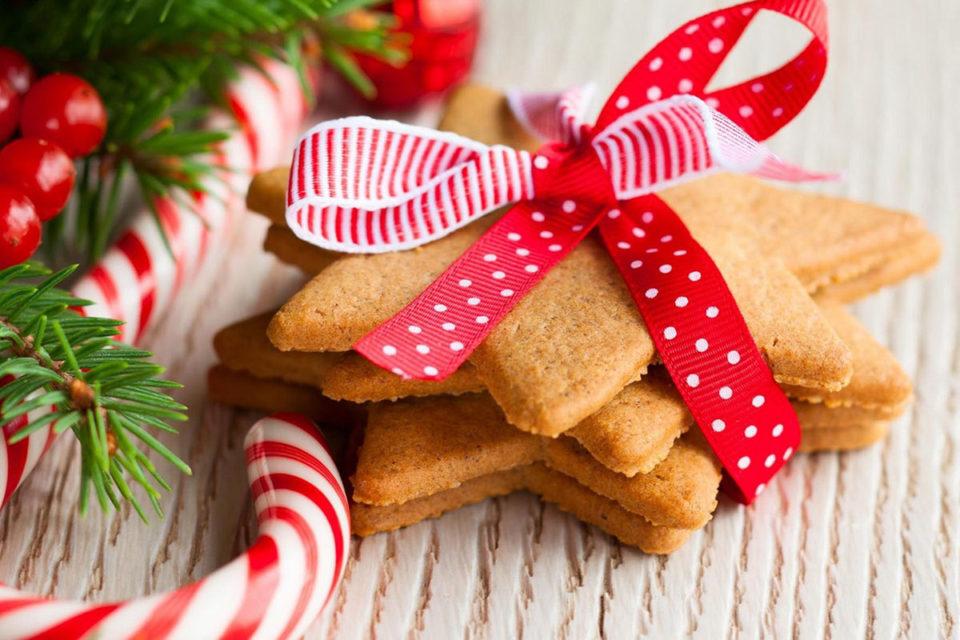 Biscotti Natalizi con olio extravergine Toscano