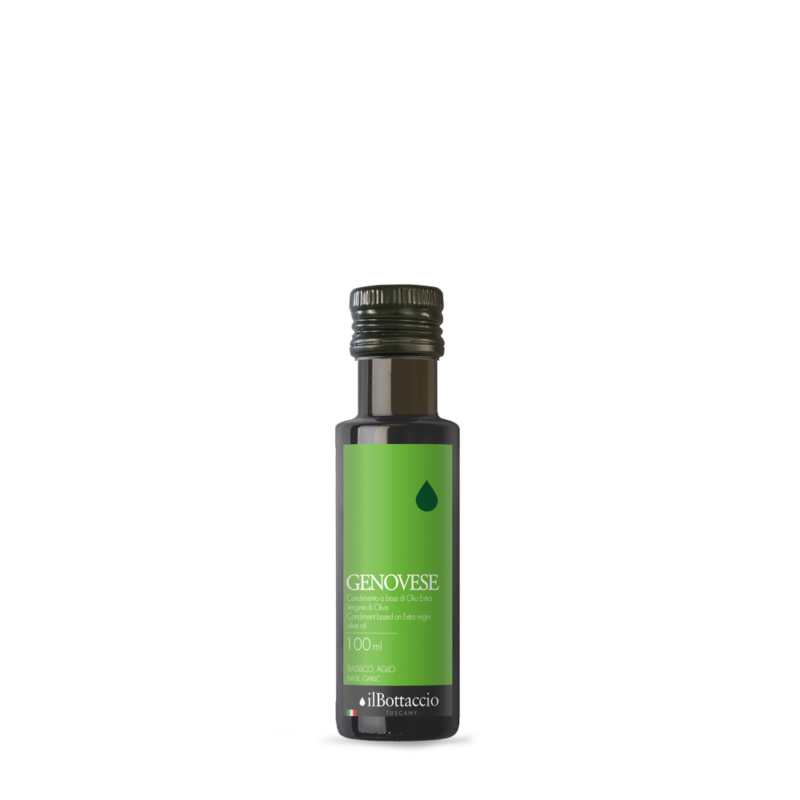 _ Olivenöl extra vergine _ Aromatisiert _ Pesto _ Genovese