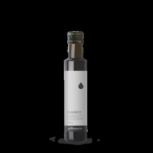 Verkauf von nativem Olivenöl extra