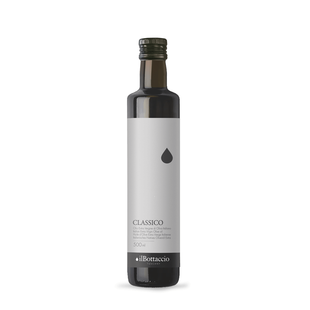 Klassisches Olivenöl extra vergine