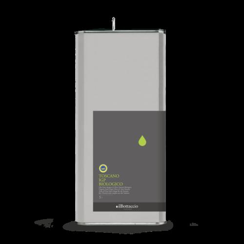 Natives Olivenöl extra_Toskanisch_IGP Bio 5 Liter Dose