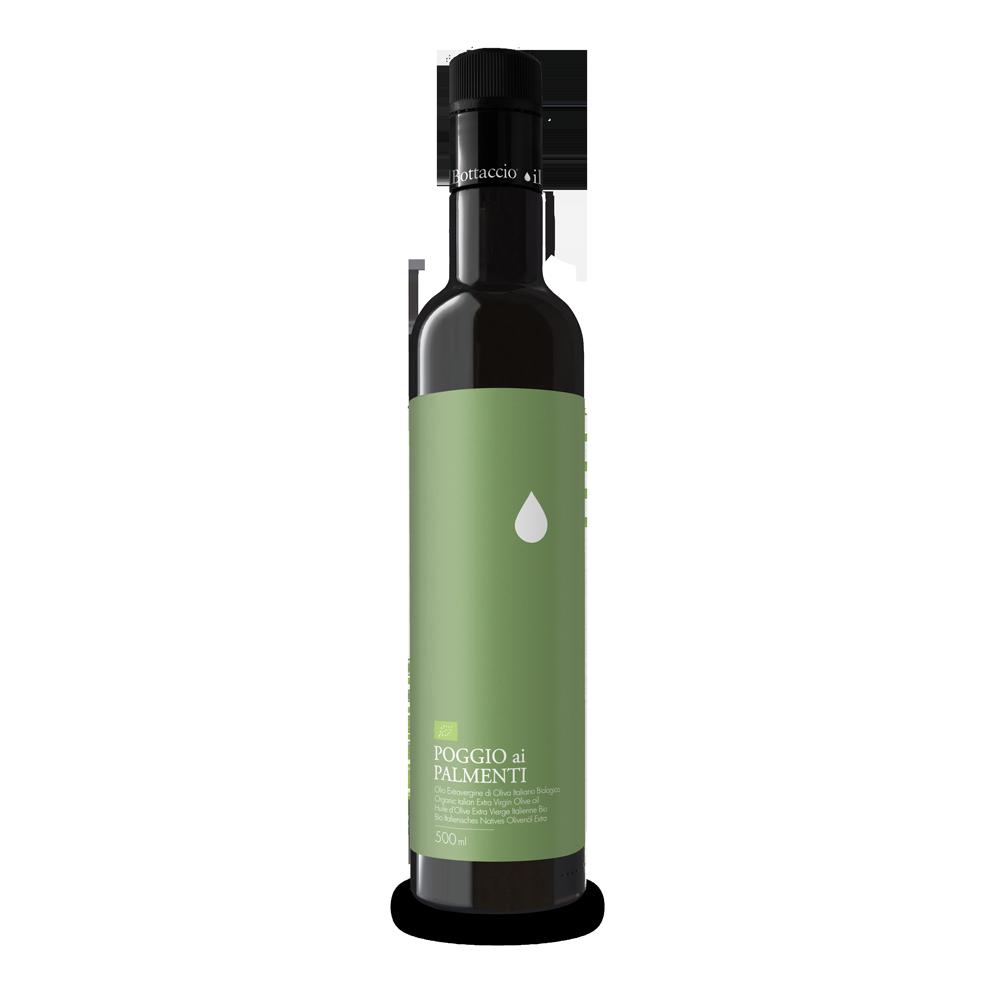 Bio toskanisches Olivenöl extra vergine