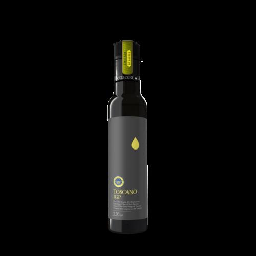 Olio_extravergine_Toscano_IGP bottiglia 250 ml