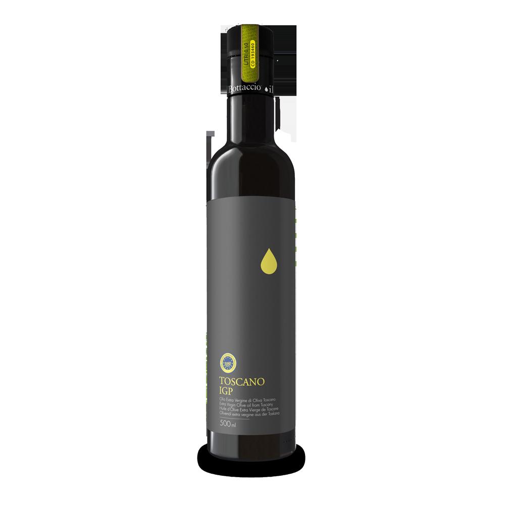 Toskanisches Olivenöl extra vergine IGP