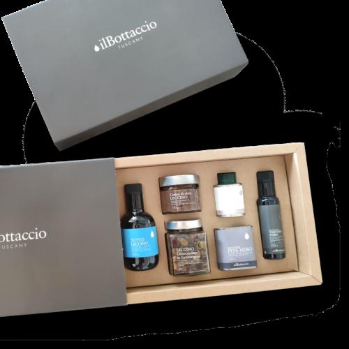 Leccinoöl Geschenkbox