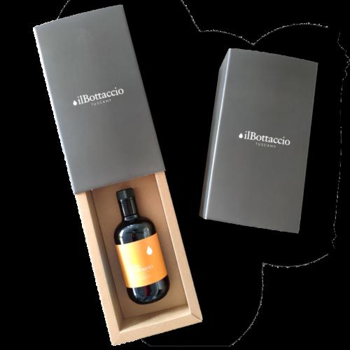 Frantoiano monokultivar natives Olivenöl extra Geschenkbox